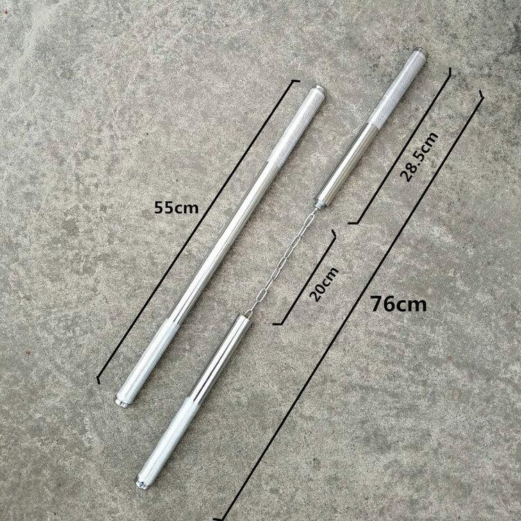 Độ dài côn có thể ráp thành đoản côn