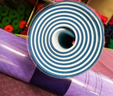 Thảm tập yoga TPE 2 lớp 6mm