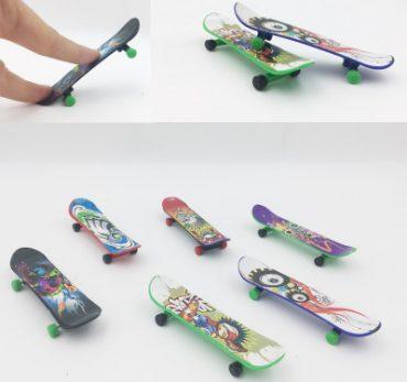 Ván trượt tay mini nhựa 9,5x2cm