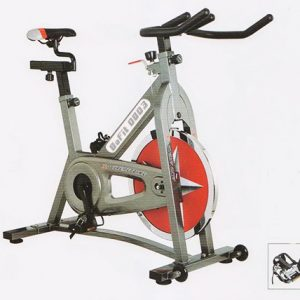 Xe đạp tập gym spinning 0803