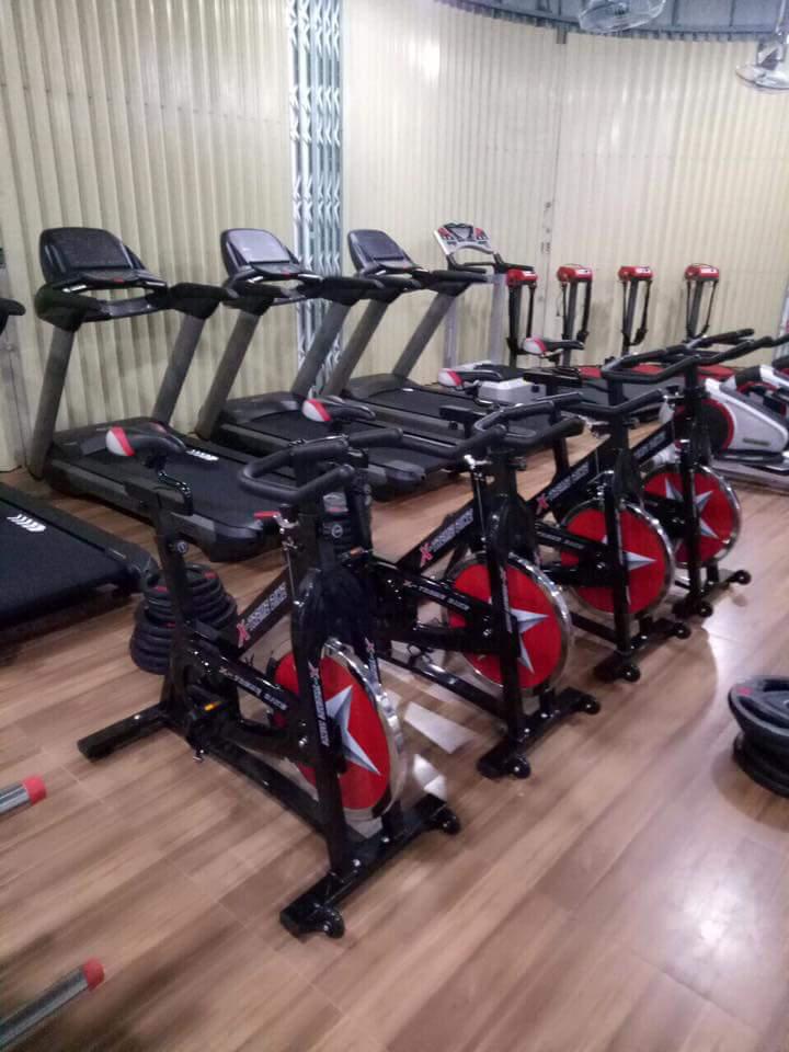 Phòng gym ở tpHCM nâng cấp máy X5 của chúng tôi