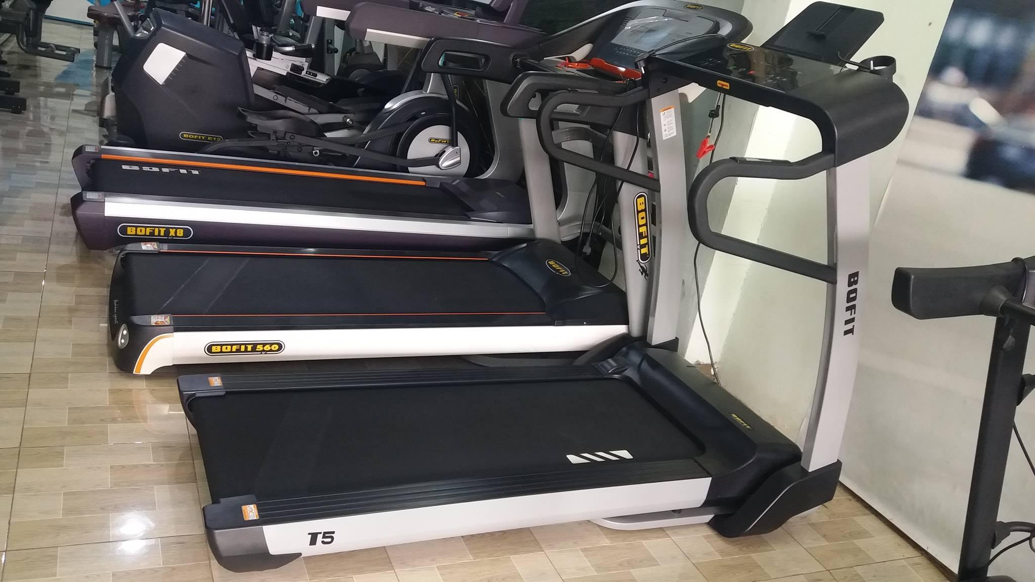 Mua máy chạy bộ tại Sasuke Gym