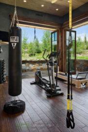 6 Thiết kế phòng tập thể dục tại nhà đẹp