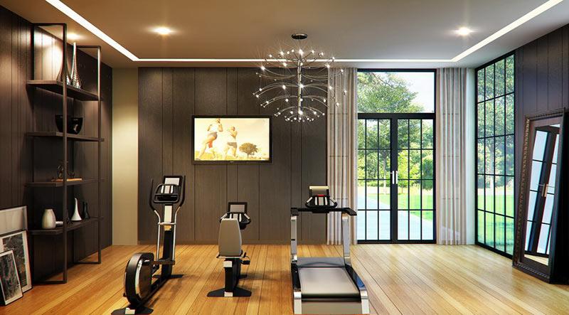 Những Lợi Ích Khi Tập Gym Tại Nhà