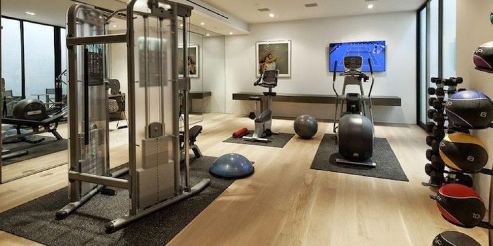 ƠPhòng Gym Gia Đình Đơn Giản Hiệu Quả Cao