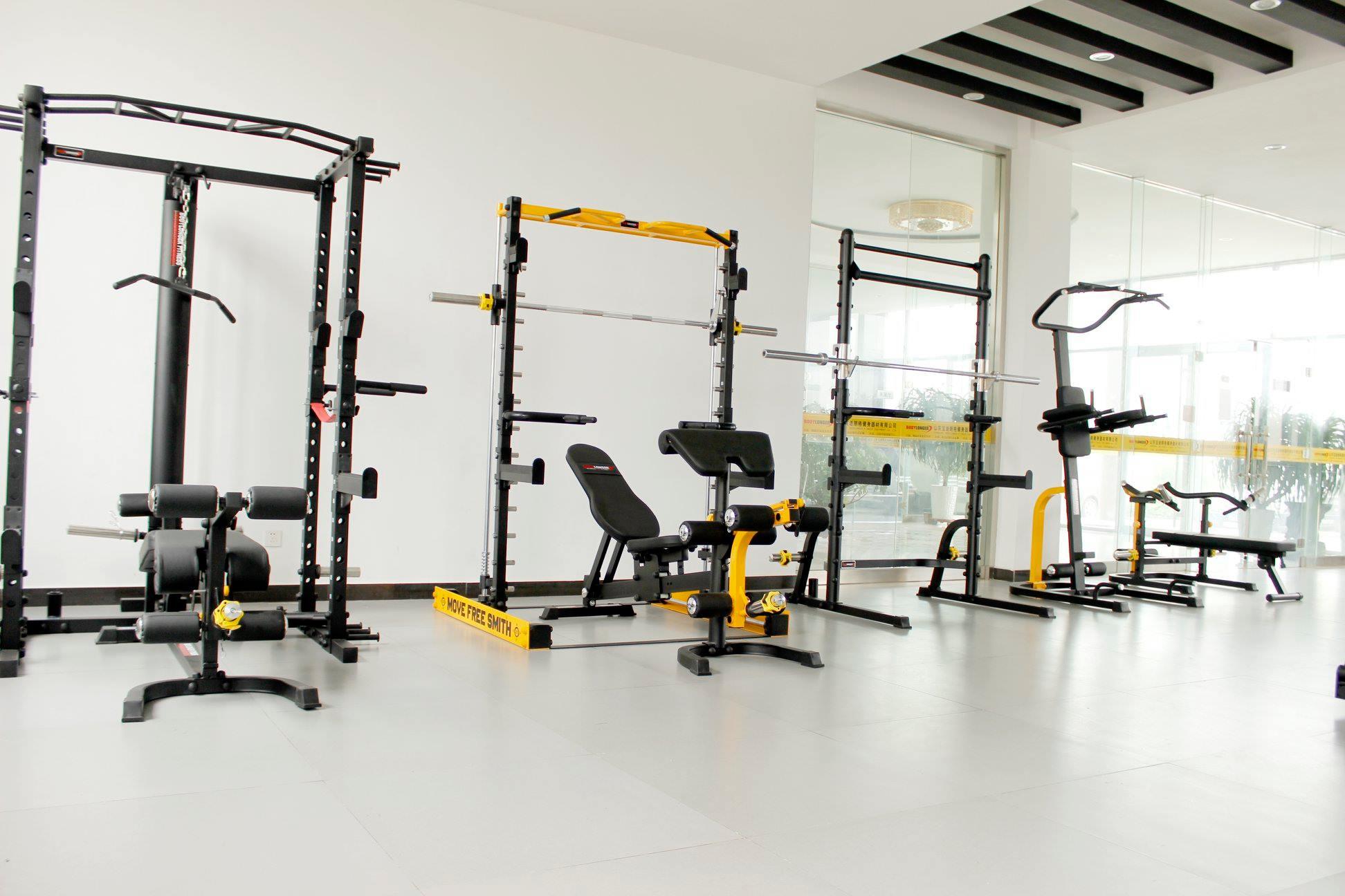 Giàn tập gym chất lượng
